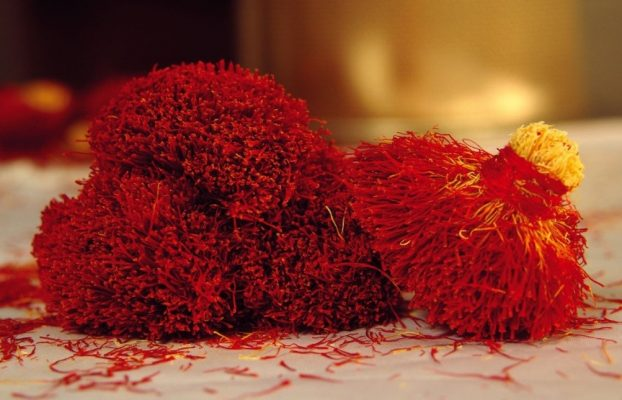What are saffron side effects?